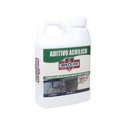 Adhesivo Adherente Aditivo Acrílico Hidrolock 1 Lt