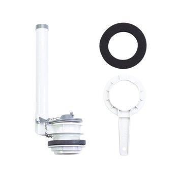 Válvula Descarga WC marca Siamp Sapito Ajustable 30AF