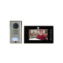 Kit Video Portero Manos Libres Yale Pantalla LCD 7 pulg