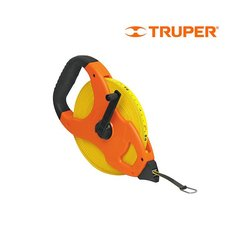 Cinta Flexómetro Truper TFC100ME 100 m