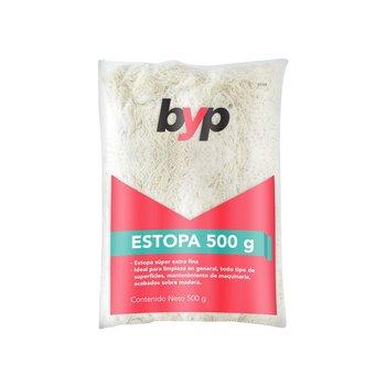 Estopa Blanca marca BYP Modelo EST05 500 gr
