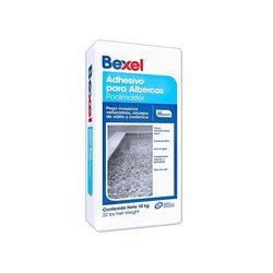 Adhesivo marca Bexel Veneciano Blanco 10 kg