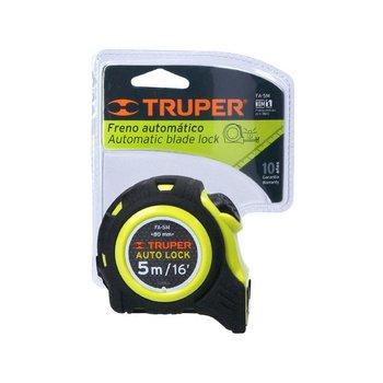 Flexómetro Auto Lock Truper 5 m