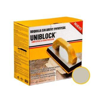 Boquilla sin Arena Uniblock 5 kg Champagne