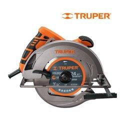 Sierra Circular Profesional Truper 7¼ pulg 1500 W