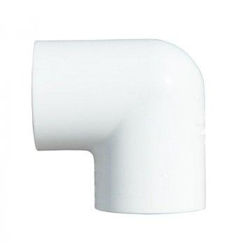 Codo PVC Hidráulico Cedula 40 90 x 32 mm