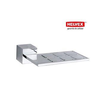 Jabonera Sencilla Helvex Kubica 14108