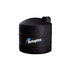 Tanque Agua Rotoplas Estándar Negro 2500 Reforzado 20%