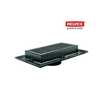 Coladera Helvex Rejilla Rectangular 2714