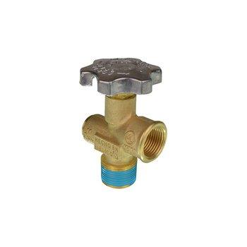 Válvula Cilindro Gas 45 kg Roscable