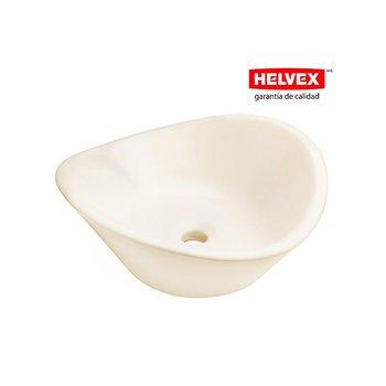 Lavabo Sobreponer Helvex Marfil LVCASSINIM