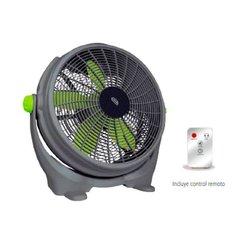 Ventilador Piso Iusa 50.8 cm Digital 3 Vel