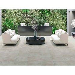 Piso porcelánico Koncrete Daltile 60 x 60 cm rect Light Gray Z