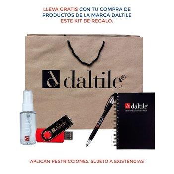 Piso Encino Daltile 45 x 45 cm Café ZD81