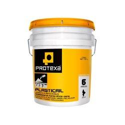 Cemento Plástico Acrílico Plasticril Protexa 19 Lt Blanco