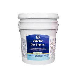 Pintura Acrílica Látex Dirt Fighter Blanco Mate 18.6 Lt