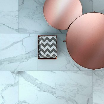 Piso Carrara 60 x 60 cm Gris Pulido Hd 1.44 m