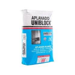 Aplanado Uniblock Blanco 40 kg