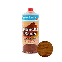 Tinta Aceite Mancha Sayer Lack Nogal Clasic 19 l