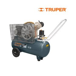 Compresor Horizontal Truper 60 l 4 Hp