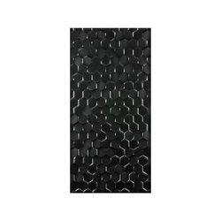 Azulejo Daltile 30 x 60 cm Black Sublime GSU9H