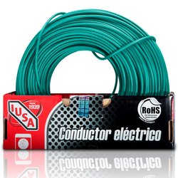 Cable THW Calibre 12 Verde 100 m