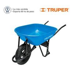 Carretilla Truper 5.5 pies Calibre 20 Azul