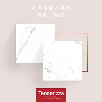 Piso Carrara 60 x 60 cm Café Std 1.44 m2