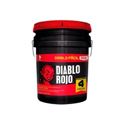 Impermeabilizante Asfaltico Base Solvente Diablo Rojo 19 l