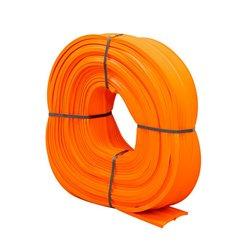 Banda Ojillada PVC Pasa 9 x 25 m