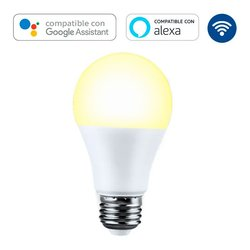 Foco LED 9 W Blanco Dinámico 2700 6500 K Estevez