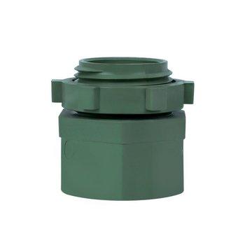 Conector PVC Conduit Pesado 1 pulg Verde