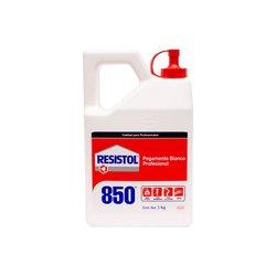 Pegamento Blanco Resistol 850 1 Lt