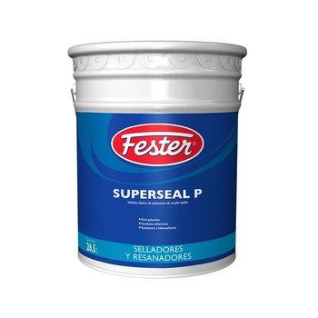 Sellador poliureatno Superseal P gris 26.5 l