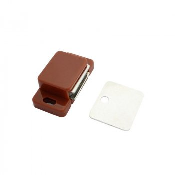 Broche Magnético Handy Home 4 cm Café 3347