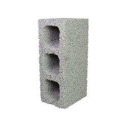Block pesado 20 x 20 x 40 cm