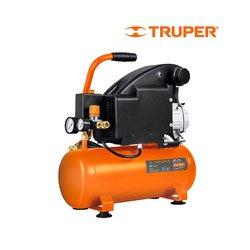 Compresor Horizontal Truper Profesional 10 l