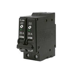 Pastilla Interruptor Termomagnético Volteck 2 Polos 20 amp