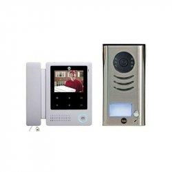 Kit Video Portero Teléfono Yale Pantalla LCD 4 Pulgadas