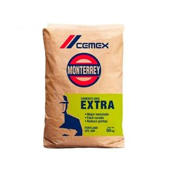 Cemento Cemex Gris Extra 50 kg