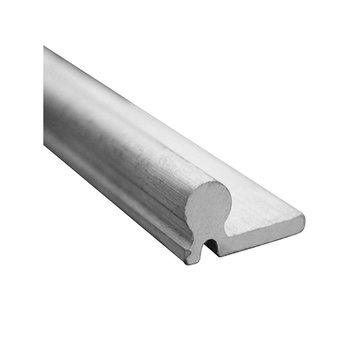 Riel Piso Handy Home Aluminio 2 m