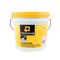 Resanador Grietas Cemento Acrílico Plasticril Blanco 4l