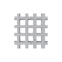 Eco Pasto Mextile 29.3 x 44 x 9 cm Gris Plomo
