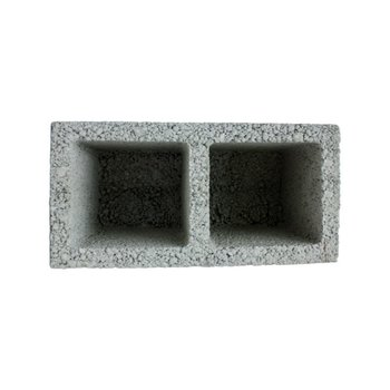 Block Doble Losa 15 x 20 x 40 cm