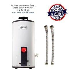Paquete Calentador Depósito 38 Gas Nat y 2 Maxiboiler 40 CM