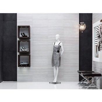 Piso Brussel Daltile 30.5 x 60.5 cm Gris ZTM2