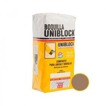 Boquilla con Arena Uniblock 10 kg Adobe