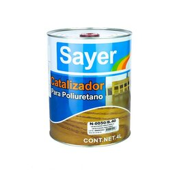 Catalizador Fondo A Sayer Lack 3.78 Lt