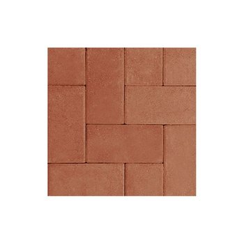 Adoquín Grand Holland Mextile 30 x 15 x 6 cm Terracota