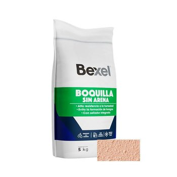 Boquilla Azulejero sin Arena Beige 5 kg